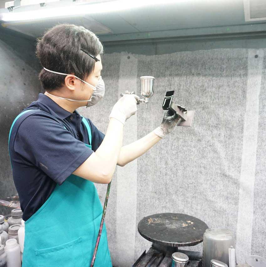 表面処理・塗装・印刷